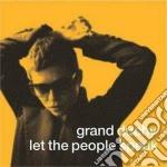Grand Duchy - Let The People Speak cd musicale di Duchy Grand