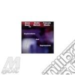 Explorations & impression - beirach richard cd musicale di Steve davis/richie beirach/f.m