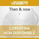 Then & now - cd musicale di Mike ledonne quintet
