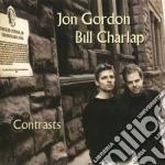 Jon Gordon & Bill Charlap - Contrasts cd musicale di Jon gordon & bill charlap