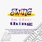 Swing is the thing - cd musicale di R.of blues/o.grand & o.