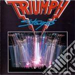 Triumph - Stages cd musicale di Triumph