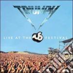 LIVE AT THE US FESTIVAL cd musicale di TRIUMPH