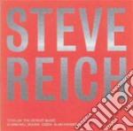 Reich Steve - Tehillim - The Desert Music cd musicale di Steve Reich