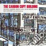 A carbon copy building (a comic book ope cd musicale di Miscellanee