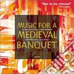Music for a medieval banquet cd musicale