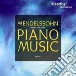 Mendelssohn Felix - Musica Per Pianoforte cd musicale di Felix Mendelssohn