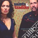 Susan Mckeown / Lorin Sklamberg - Saints & Tzadiks cd musicale di Mckeown susan - sk