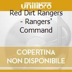 Rangers' command - cd musicale di Red dirt rangers