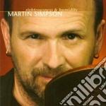 Martin Simpson - Righteousness & Humidity cd musicale di Martin Simpson