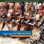 Papua New Guinea-Songs & Da - Papua New Guines-Songs & Dance cd musicale di Papua new guinea