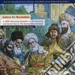 Before the revolution cd musicale di Georgia/armenia/cece