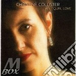 Christine Collister - An Equal Love cd musicale di Christine Collister