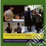 Greece - Instrumental Folk Music cd musicale di Greece