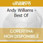 Best of cd musicale di Andy Williams
