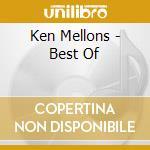 The best of cd musicale di Ken Mellons