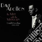 The man with the mandolin - cd musicale di Apollon Dave