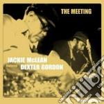 Jackie Mclean Quintet - The Meeting Vol.1 cd musicale di Jackie mclean quinte