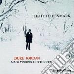 Duke Jordan Trio - Flight To Denmark cd musicale di Duke jordan trio