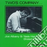 Joe Albany & Orsted Pedersen - Two's Company cd musicale di Joe albany & orsted