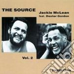 Jackie Mclean Quintet - The Source Vol.2 cd musicale di Jackie mclean quinte