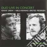 Kenny Drew & Pedersen - Duo Live In Concert cd musicale di Kenny drew & pederse