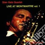 Stan Getz Quartet - Live At Montmartre Vol.1 cd musicale di Stan getz quartet