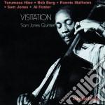 Sam Jones Quintet - Visitation cd musicale di Sam jones quintet