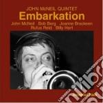 John Mcneil Quintet - Embarkation cd musicale di John mcneil quintet