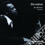 Joe Bonner Solo Piano - Devotion cd musicale di Joe bonner solo piano