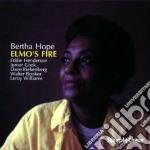 Bertha Hope - Elmo's Fire cd musicale di Hope Bertha