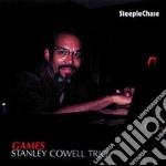 Stanley Cowell Trio - Games cd musicale di Stanley cowell trio