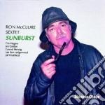 Ron Mcclure Sextet - Sunburst cd musicale di Ron mcclure sextet