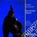 Ron Mcclure Quintet - Inner Account cd musicale di Ron mcclure quintet