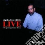 Stanley Cowell Trio - Live cd musicale di Stanley cowell trio