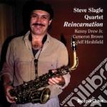 Steve Slagle Quartet - Reincarnation cd musicale di Steve slagle quartet
