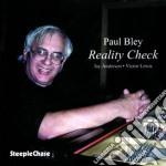 Paul Bley Trio - Reality Check cd musicale di Paul bley trio