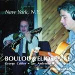 Boulou Ferre' Quintet - New York, N.y. cd musicale di Ferre'quintet Boulou