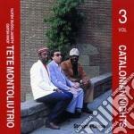 Tete Montoliu Trio - Catalonian Nights Vol.3 cd musicale di Tete montoliu trio