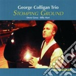 George Colligan Trio - Stomping Ground cd musicale di George colligan trio