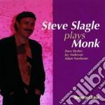 Steve Slagle Quartet - Plays Monk cd musicale di Steve slagle quartet