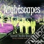 Harold Danko Quartet - Nightscapes cd musicale di Harold danko quartet