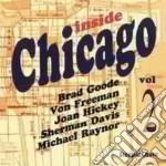 Brad Goode & Von Freeman - Inside Chicago Vol.2 cd musicale di Brad goode & von freeman