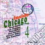 Brad Goode & Von Freeman - Inside Chicago Vol.4 cd musicale di Brad goode & von fre