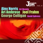 Alex Norris - Jam Session Vol.6 cd musicale di Norris Alex