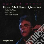 Ron Mcclure Quartet - Age Of Peace cd musicale di Ron mcclure quartet