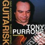 Tony Purrone - Guitarisk cd musicale di Purrone Tony