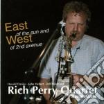 Rich Perry Quartet - East West cd musicale di Rich perry quartet