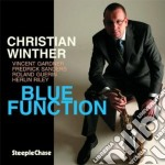 Blue function cd musicale di Winther Christian