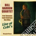 Bill Barron Quartet - Live At Cobi's cd musicale di Bill barron quartet